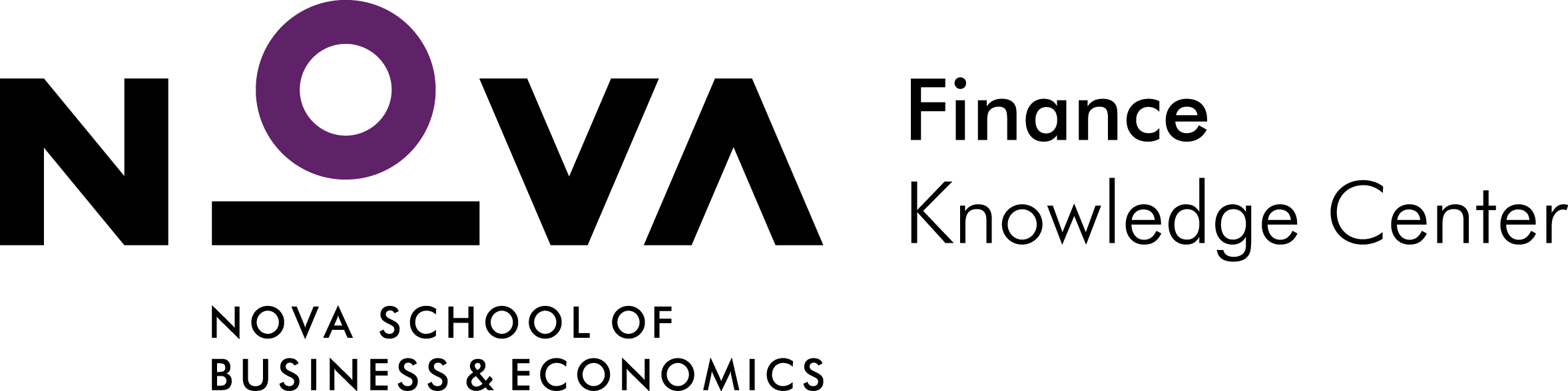 Nova SBE Finance Knowledge Center logo
