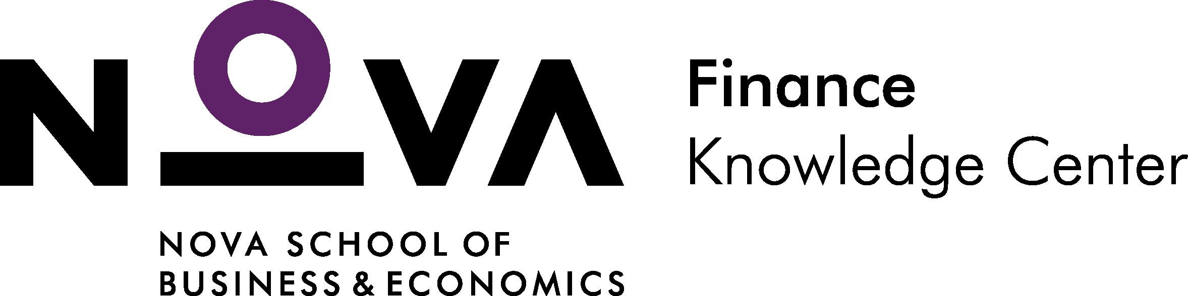 Nova SBE Finance Knowledge Center logo